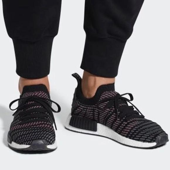 994811dd5a667 Adidas Men s NMD R1 STLT Primeknit Shoes Size 9